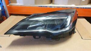 Vauxhall Opel Astra K UK SPEC RHD LED Headlamp Headlight Left 796130095