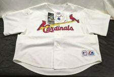 Albert Pujols St. Louis Cardinals Men's Large w/ Tags #5 Stitched Decals
