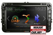 SKODA Octavia 2 1Z 1Z3 1Z5 Auto Radio Navigation CD UKW DAB+ USB BT Android Auto