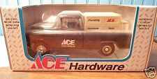 NIB 1955 ERTL CHEVROLET CAMEO PICKUP ACE HARDWARE DIE-CAST TRUCK/BANK 1/25th SCA