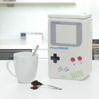 Nintendo Game Boy Ceramic Coffee Canister | Cookie Jar | Think Geek | NEW