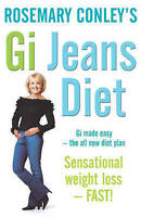 Rosemary Conley's GI Jeans Diet, Conley, Rosemary, Very Good Book