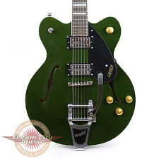 Brand New Gretsch G2622T Streamliner Center Block with Bigsby Torino Green Demo