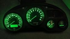 Green Suzuki Gsxf Katana 600 750 LED Dash Kit de conversión de Reloj lightenupgrade