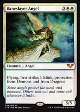 Foil BANESLAYER ANGEL From the Vault: Angels MTG White Creature Rare