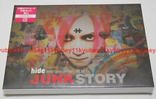 New hide 50th anniversary FILM JUNK STORY Blu-ray Post Card Japan F/S TCBD-495