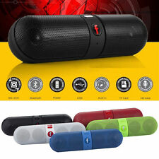Bluetooth Wireless Mini Speaker FM Shockproof Stereo for SmartPhone Laptop PC