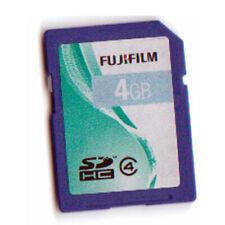 Fuji 4GB SD Card Class 4