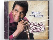 CHARLEY  PRIDE - MUSIC IN MY HEART - CD - Free Post UK