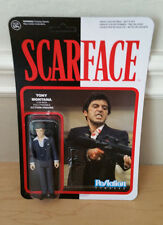 "Funko ReAction Tony Montana Scarface 3.75"" Action Figure"