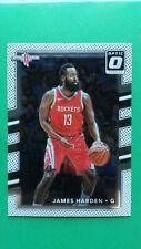 2017-18 Donruss Optic #51 James Harden Houston Rockets