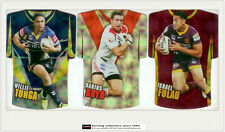 2009 Select NRL Classic Series Holofoil Jersey Die Cut Card Full Set(96)-RARE