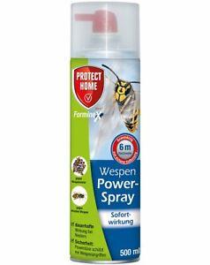 Protect Home Forminex ehemals Bayer Blattanex Wespen Powerspray 500 ml 6 mtr