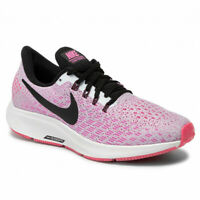 Womens NIKE AIR ZOOM PEGASUS 35 Running Pink 942855 406 Sneakers UK 4.5 EUR 38