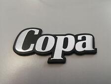 Anagrama portón trasero Copa para renault r5 Copa, Alpine turbo, Copa turbo.