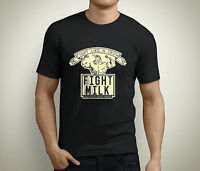 It's Always Sunny in Philadelphia Fight Milk Men's Black T-Shirt Size S to 5XL