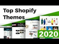 50 PREMIUM THEMES SHOPIFY - LAST UPDATE