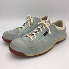 Simple Sugar Sneakers Womens 11 Mens 9 Light Blue Suede Leather Shoes Style 9767