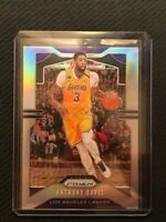 2019-20 Anthony Davis Panini Chronicles Silver Prizm Update #506 PSA 9/10 Lakers