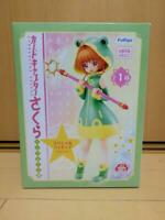 NEW! Cardcaptor Sakura Clear Card Ed Special Figure Rocket Beat Figurine FurRyu