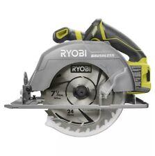 """Ryobi P508 One+ 18V BRUSHLESS  7-1/4"""" Circular Saw W/Blade *SEALED BOX*"""