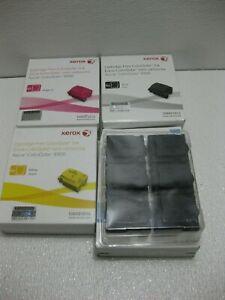 Xerox 108R01014 108R01015 108R01016 108R01017 ColorQube 8900 Ink GENUINE