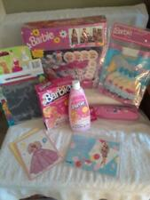 Barbie Portable Playmates - Party Accessory Pak - Bubble Bath Greeting Card Lot