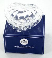 lp27345- lesser&pavey Royal Crest Corazón Oropel Caja Gran Precio