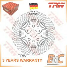 Single Vented fits LEXUS IS200t Mk3 2.0 Front Right 2015 on 8AR-FTS Brake Disc