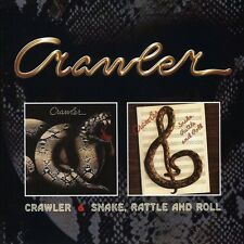 Crawler - Crawler / Snake Rattle & Roll [New CD] Bonus Track