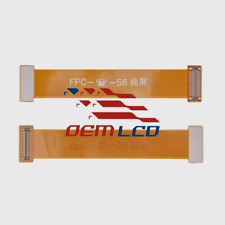 LCD Testing Extension Flex Cable for Samsung S6 Edge S6 Edge Plus S7 Edge Note 5