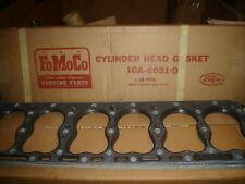 Flathead Ford Head Gasket  6 Cyl NOS FoMoCo  IGA