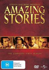Amazing Stories : Season 1 (DVD, 2009, 4-Disc Set)