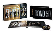 BOND 50 - Celebrating Five 5 Decades of James Bond 007 DVD 22-Disc (2012), NEW!