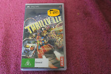 Thrillville Off the Rails PSP - FREE POST
