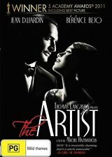 The Artist DVD 2012 Brand New Sealed
