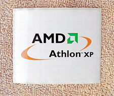 "Large AMD Athlon XP Sticker 3"" x 2-1/2"" Case Badge Logo Label USA Seller"