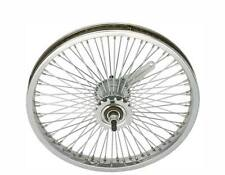 "LOW RIDER LOWRIDER BIKE BICYCLE 16"" 72 Spoke REAR Coaster Wheel 14G Chrome"