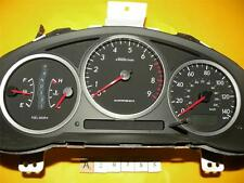 06 Impreza Speedometer Instrument Cluster Dash Panel Gauges 86,635