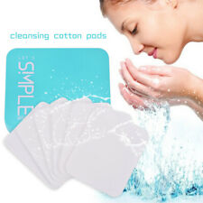 10pcs/lot sample pack Makeup Remover Cotton Pads Facial Remover Face Wipes