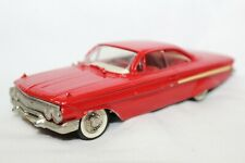 Brooklin Models 1:43 Scale 1961 CHEVROLET IMPALA SPORT COUPE (BRK-44) - LOOSE