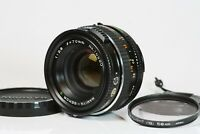 [MINT!] Mamiya Sekor C 70mm f/2.8 LS Lens Shutter MF for M645 1000s from Japan