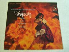 RCA LSC-2746-Fiedler/Boston Pops-Rhapsody-1964 US LP-SEALED!