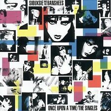 Once Upon a Time: The Singles by Siouxsie and the Banshees (CD, Jun-2006,...