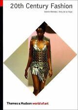 20th Century Fashion, de la Haye, Amy, Mendes, Valerie, 0500203210, Book, Good
