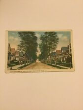 1900's Postcard Napier Ave 109th Street Richmond Hill Long Island New York
