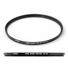 FOTGA 86mm Multicoated Ultra-thin MC UV Filter Ultra-violet Optical Glass