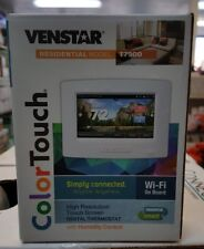 Venstar T7900 Colortouch Thermostat with Built in Wifi / Humidity Control