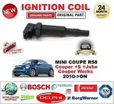 Per Mini Coupe R58 COOPER + S + JOHN COOPER WORKS 2010 - > singola bobina di accensione 3PIN
