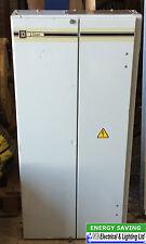Disgiuntore termico pannello comandi 6 VIE 250a 3 fase SQ-D/Schneider mp2506 MI linea + 250a secondo